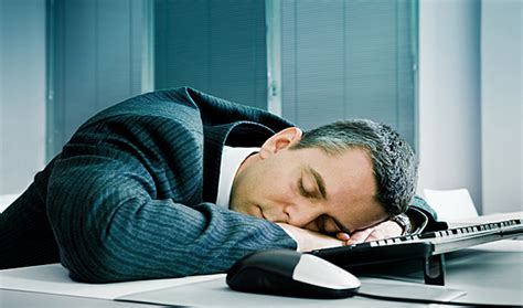 Are you sleeping on the job? | INTHEBLACK