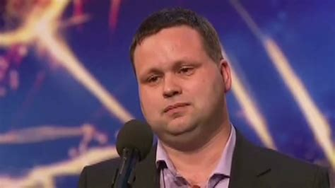 Paul Potts Real audition - YouTube