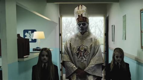 See Ghost's Papa Zero Visit Sister Imperator After Car