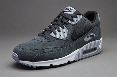 Nike Sportswear Air Max 90 LTR - Mens Shoes - Anthracite