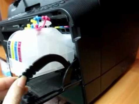 how to solve close ink cover error message for MFC-J430W