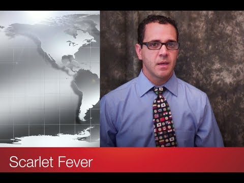 The Bacteria of Scarlet Fever by