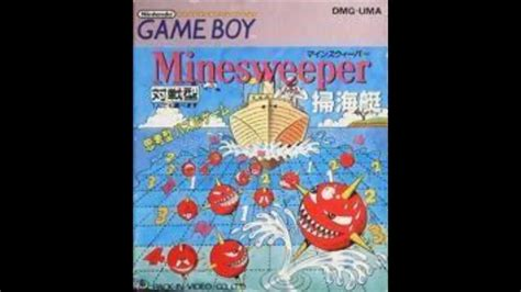 Minesweeper (Game Boy) In game Music - YouTube