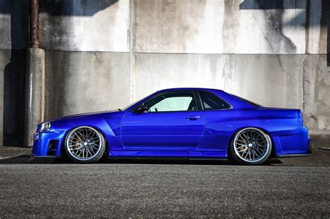 KUHL RACING & HYBRID GALLERY SITE | R34 GT-R WIDE BODY AERO KIT - 34R-GTW